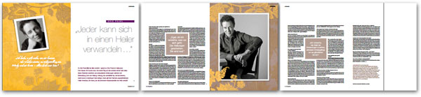 Happinez Magazin - Eric Pearl Interview PDF